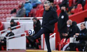 Анчелотти: Ливерпуль все еще фантастический, но Эвертон защищался как надо