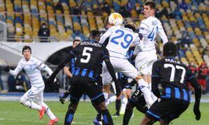 Динамо – Брюгге 0:0. Видеообзор матча (обновляется)