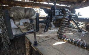 Доба в ООС: окупанти 1 раз обстріляли українські позиції, втрат немає