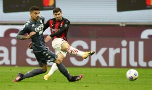 Милан уверенно обыграл Беневенто