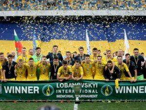 Молодежная сборная Украины узнала соперника на Мемориале Лобановского