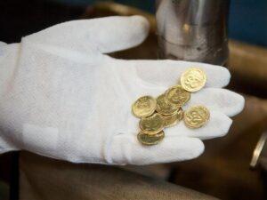Нацбанк Украины выставит на аукцион 45,8 тонны выведенных из обращения монет
