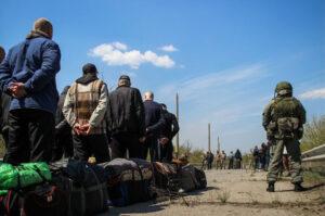 Окупанти передали українській стороні список полонених на обмін