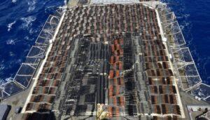 Перехоплене США судно з російською зброєю прямувало до Ємену