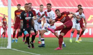 Рома — Кротоне 5:0 Видео голов и обзор матча