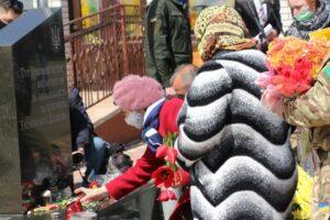 У Чернігові вшанували полеглих українських захисників