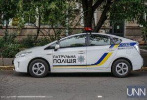 В Николаевской области между полицией и участниками акции ко Дню Победы произошло столкновение