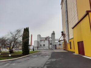 В Украине приватизировали первый государственный комбинат хлебопродуктов