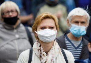В Украине уже 2,122 млн случаев COVID-19, за сутки – 2 817