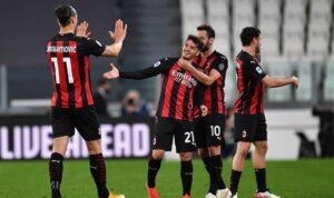 Ювентус — Милан 0:3 Видео голов и обзор матча
