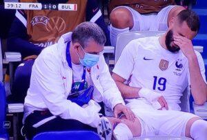 Бензема получил травму и может пропустить Евро-2020