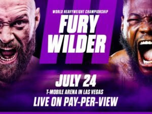 Бокс: чемпион мира Фьюри согласовал дату и место проведения третьего боя с Уайлдером