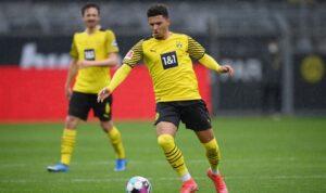 Боруссия Д отклонила первое предложение Манчестер Юнайтед по Санчо