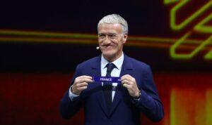 Дешам: Хотел бы продолжить тренировать сборную Франции