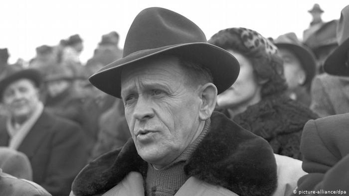 Зепп Хербергер, 1955