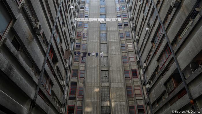 Bildergalerie Brutalismus in Jugoslawien (Reuters/M. Djurica)