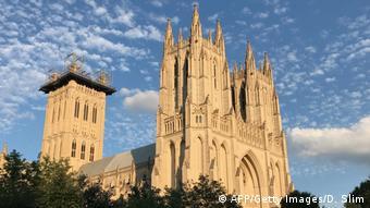 Кафедральный собор в Вашингтоне