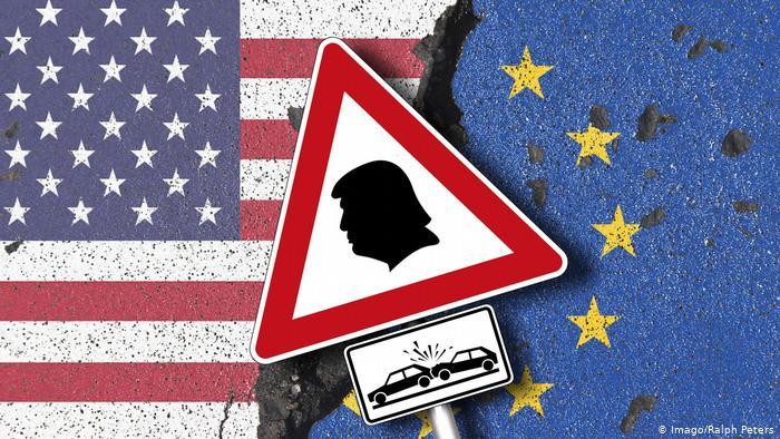 Торговая война между ЕС и США