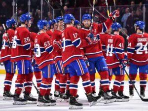 """Хоккей: """"Монреаль"""" удвоил преимущество в серии плей-офф Кубка Стэнли"""