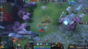 Как развлекаются киберспортсмены: Collapse нарисовал член на карте во время проигранного матча против Team Liquid