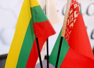 Литва согласовала санкционный список против Беларуси