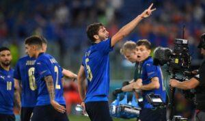 Локателли — лучший игрок матча Италия — Швейцария
