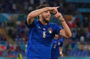 Локателли — самый молодой автор гола на Евро-2020