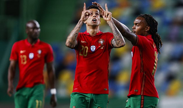 Португалия - Израиль, twitter.com/selecaoportugal