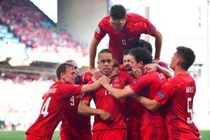 Россия — Дания: онлайн-трансляция матча Евро-2020