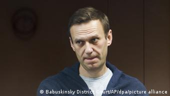 Алексей Навальный до ареста