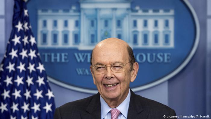 Министр торговли США сотрудничал с компанией из России
