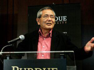 Умер лауреат Нобелевской премии по химии, японский ученый Эйити Негиси