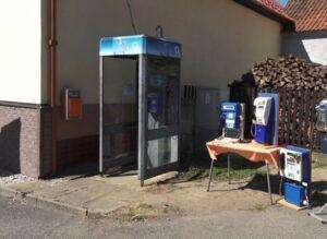 В Чехии демонтировали последнюю в стране телефонную будку