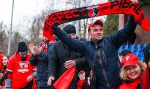 Верес будет проводить домашние матчи в Луцке
