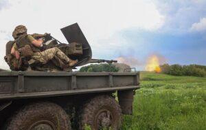 Воины-зенитчики соревновались в меткости в зоне ООС: фоторепортаж