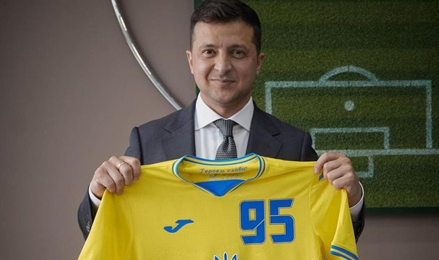 Владимир Зеленский, instagram.com/zelenskiy_official/