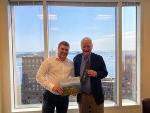 """Американские инвестиции в агросферу и """"зеленые технологии"""" – нардеп Ивченко рассказал о результате первой встречи в Вашингтоне"""