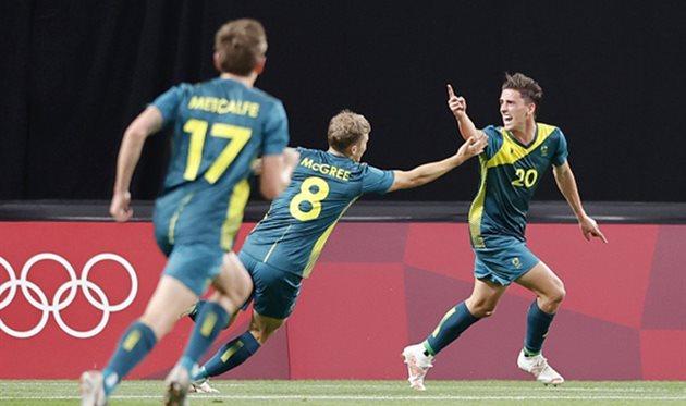 Аргентина — Австралия, Getty Images