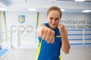 Армійка-боксерка Анна Лисенко здобула дебютну перемогу на Іграх у Токіо