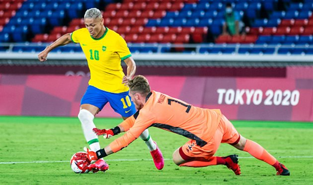Бразилия - Германия, Getty Images
