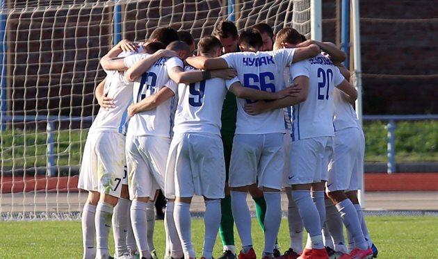 Игроки Десны, фото ФК Десна Чернигов