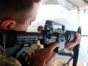 """""""Еджайл Спирит-2021"""": украинские морские пехотинцы будут работать с американским стрелковым оружием"""