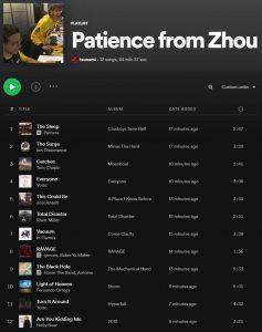 Хайлайт NAVI с The International 2012 представили как музыкальный плейлист в Spotify