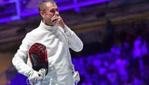 Лейтенант Ігор Рейзлін завоював другу олімпійську медаль для України