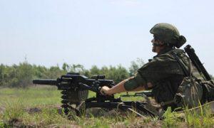 Окупанти обстріляли наші позиції з автоматичного станкового гранатомету – один воїн поранений