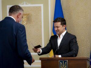 Президент представил нового главу Службы внешней разведки