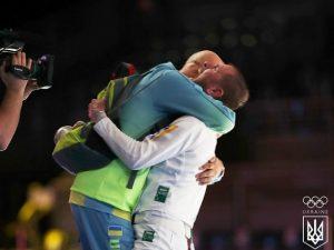 Призер Олимпиады Рейзлин: хочу взойти на пьедестал вместе с командой