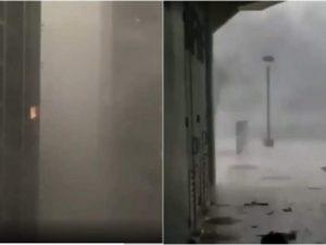 """Шанхай отменил все рейсы из-за тайфуна """"Ин-фа"""""""