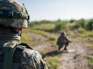 Ситуация на Донбассе зафиксировано четыре обстрела и пролет вражеского беспилотника