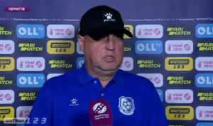 Тренер Черноморца Мороз: Меня нервирует отношение фанатов